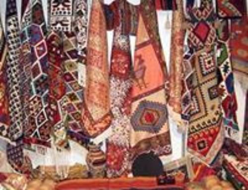 نمایشگاه تولیدات صنایع دستی منطقه آزاد ارس برگزار می شود