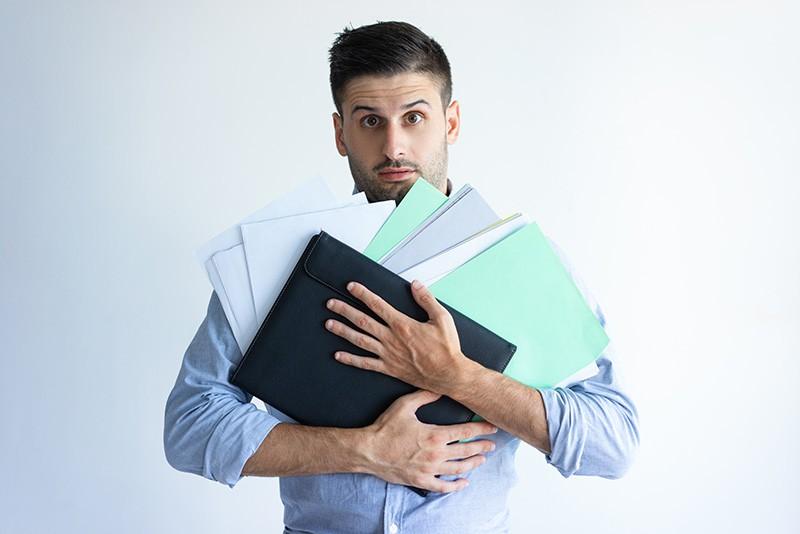 مدارک لازم جهت اخذ کارت بازرگانی